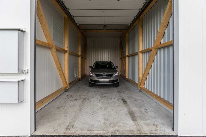 Garagen & Lagerbox Ernst Friedl