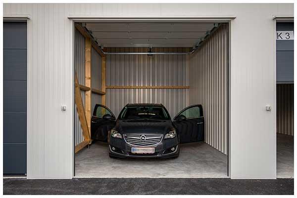 Garagen & Lagerboxen Ernst Friedl